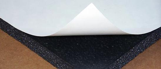 Foam Damping Sheet Db Engineering