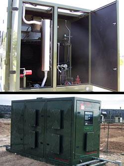 Quiet Compressor Matte Film Finish